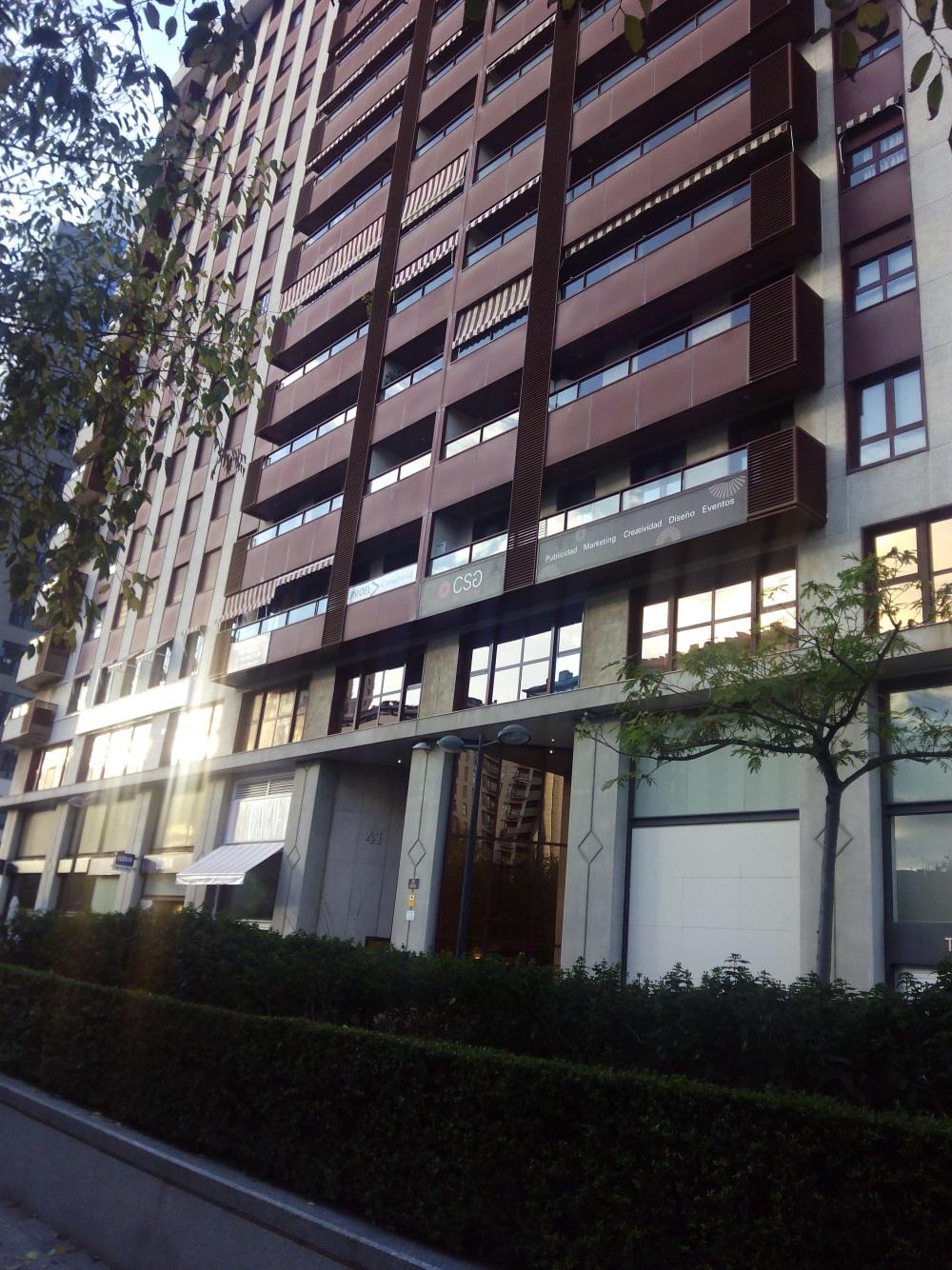 Edificio Las Cortes